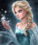 Frozen : Elsa