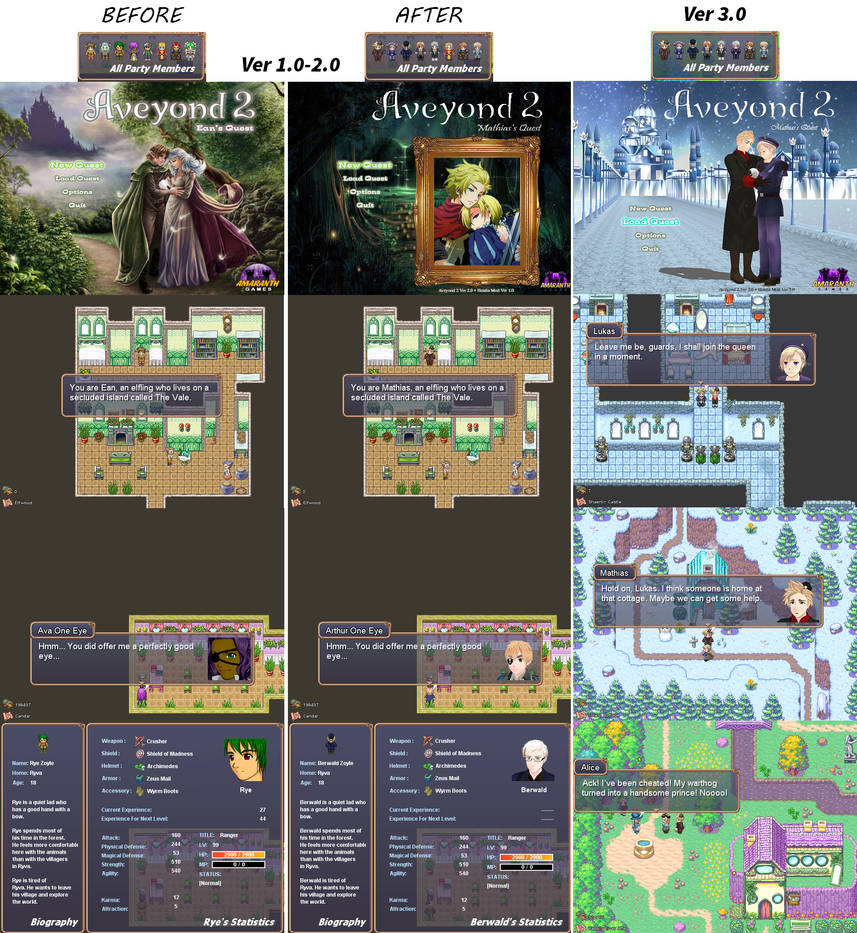 aveyond 2 eans quest free full version download