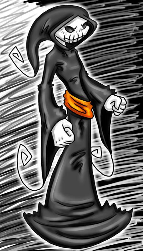 Reaper by leedom111
