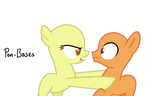 kiss me ya fuck! [MLP BASE]