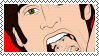 Joe Hawley stamp by Katja-Pegasus