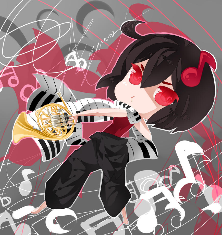 CM: French Horn'd by RE-ShiiMesu