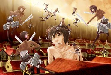 CM: Attack on Yuji !! by Leechuts
