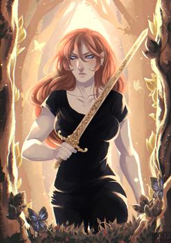 Hazel - The Darkest Part of the Forest