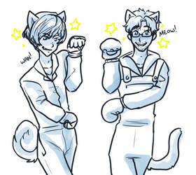 [HMRRI] Masanori Daryl Woof Meow