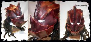 Bloodbathed helm