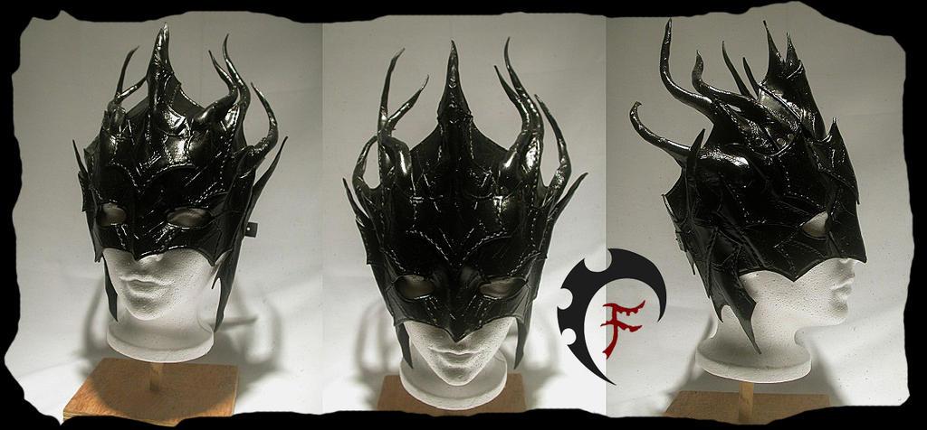 Dark mask by Feral-Workshop