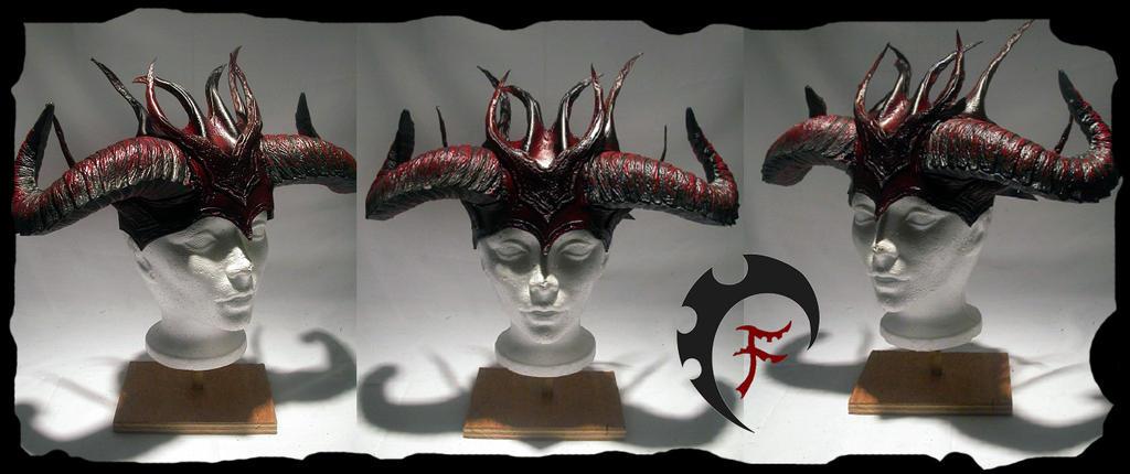Demonic crown 2 by Feral-Workshop