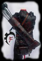 Bandit quiver by Feral-Workshop