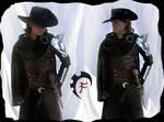 Male Bandit armor