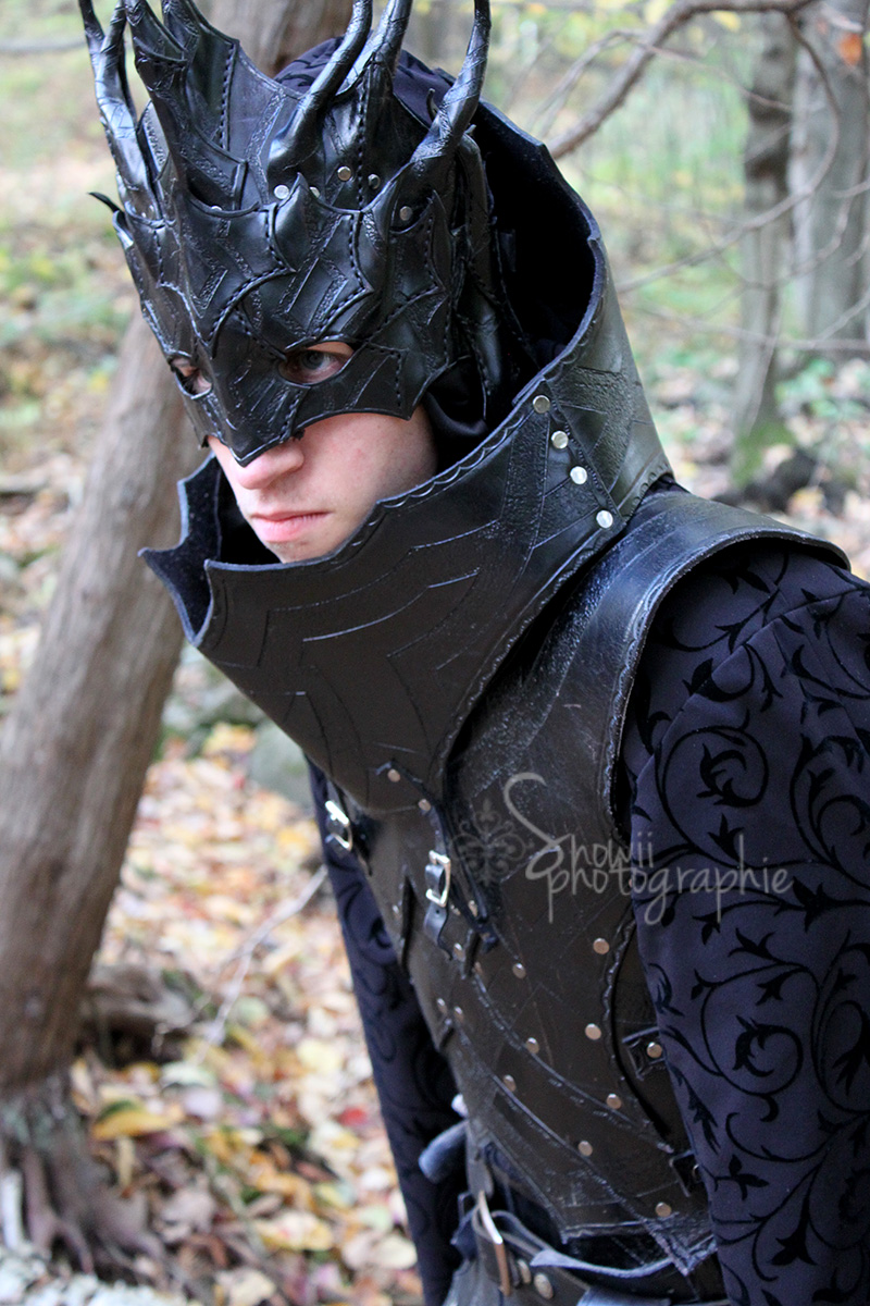 Dark Sorcerer by Feral-Workshop