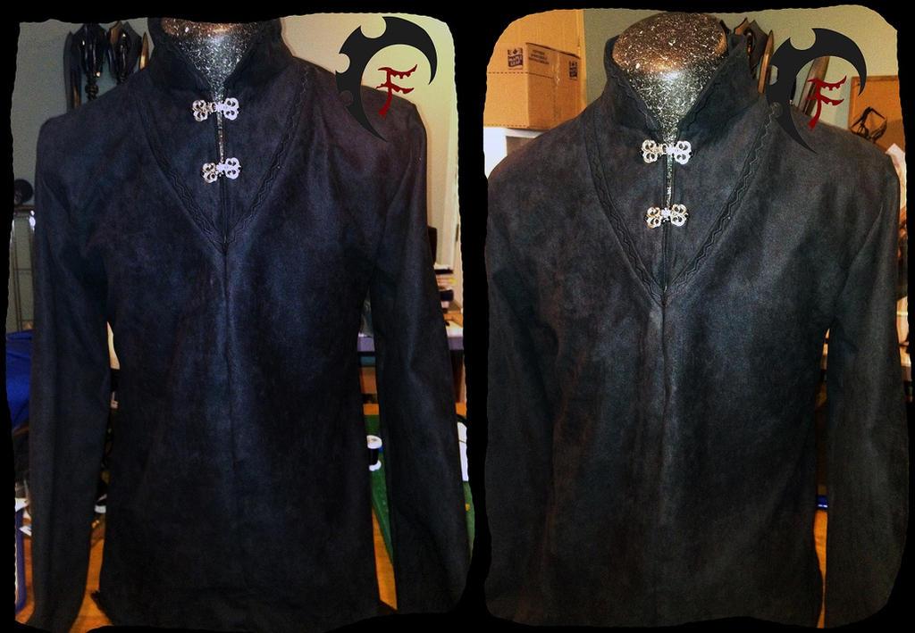 Drow shirt by Feral-Workshop