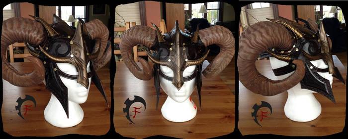 Viking/Barbarian helm
