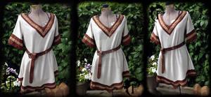 Women viking tunic
