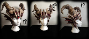 Dracolich crown