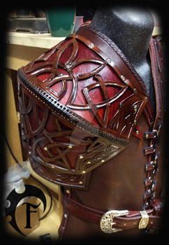 Celtic Warrior Shoulder