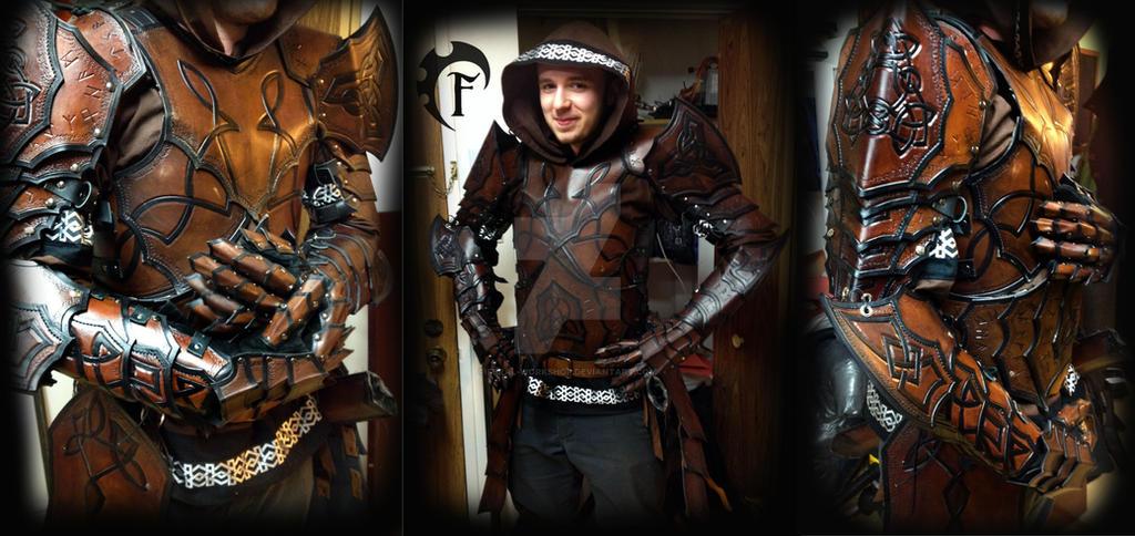 Assassin Celtic Armor by Feral-Workshop
