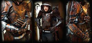 Assassin Celtic Armor