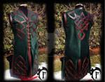 Wedding celtic vest :)