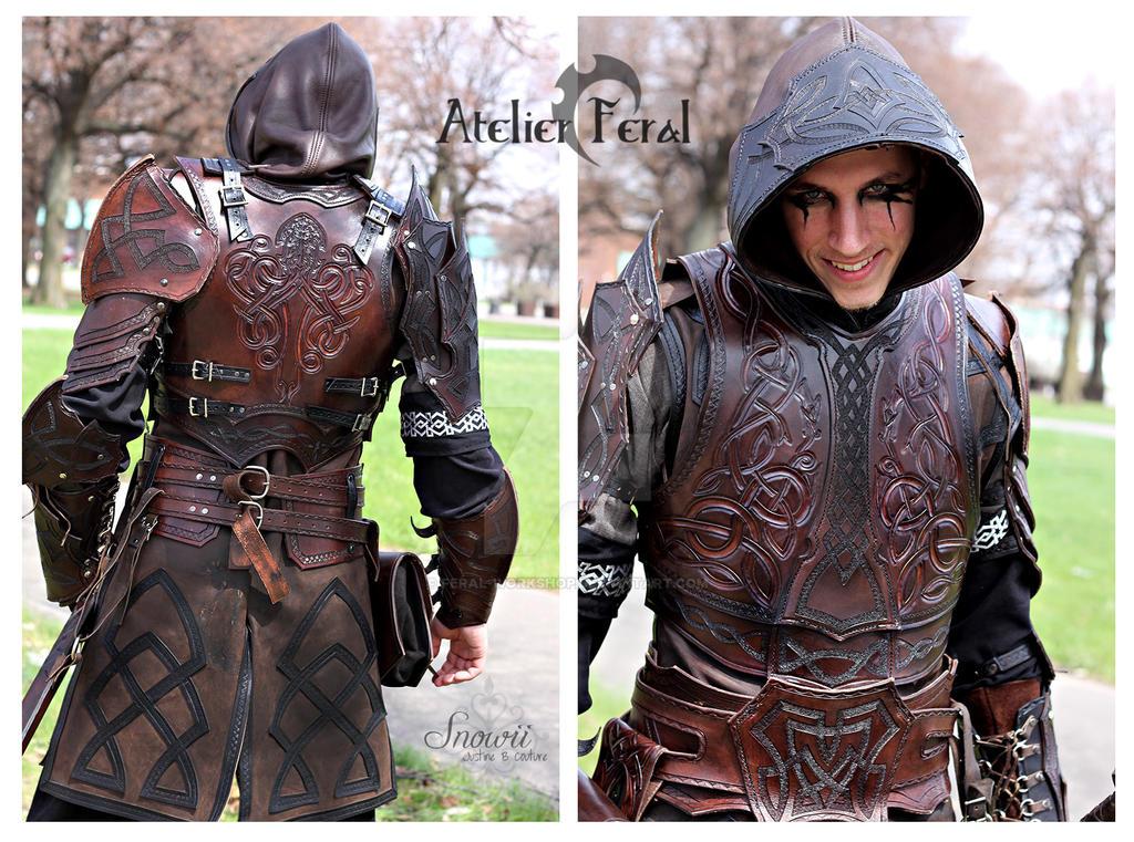 Kraken armor set