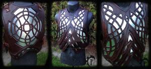 Filigree plate armor