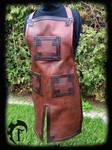 Dwarvish leather appron