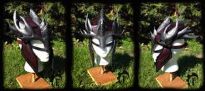 Blood stag Helmet