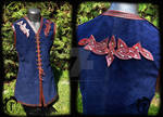 Wedding Celtic vest