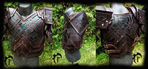 Dwarvish Leather Armor