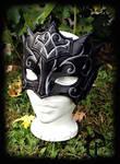 Swirly Mage Mask