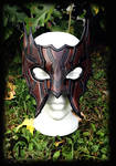Rogue Leather Mask