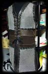 Chain mail vest