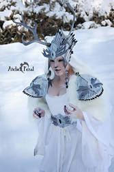 Winter spirit Faun