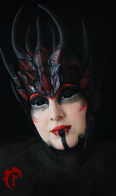 Black Widow by Feral-Workshop