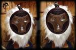 Bard Leather mask