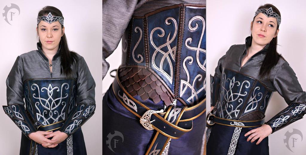 Elf armor set