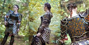 Golden Age Regalia female dwarf armor