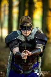 Viking wedding set