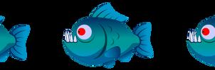 Fish Hunter Chars