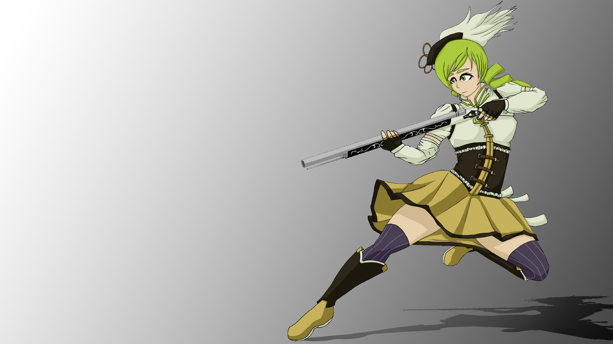 Tomoe Mami by Selserath