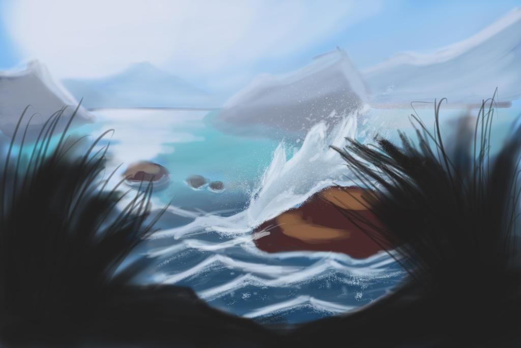 Splashy Lake? by Selserath