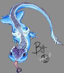 Bill the Lizard by demon-bird