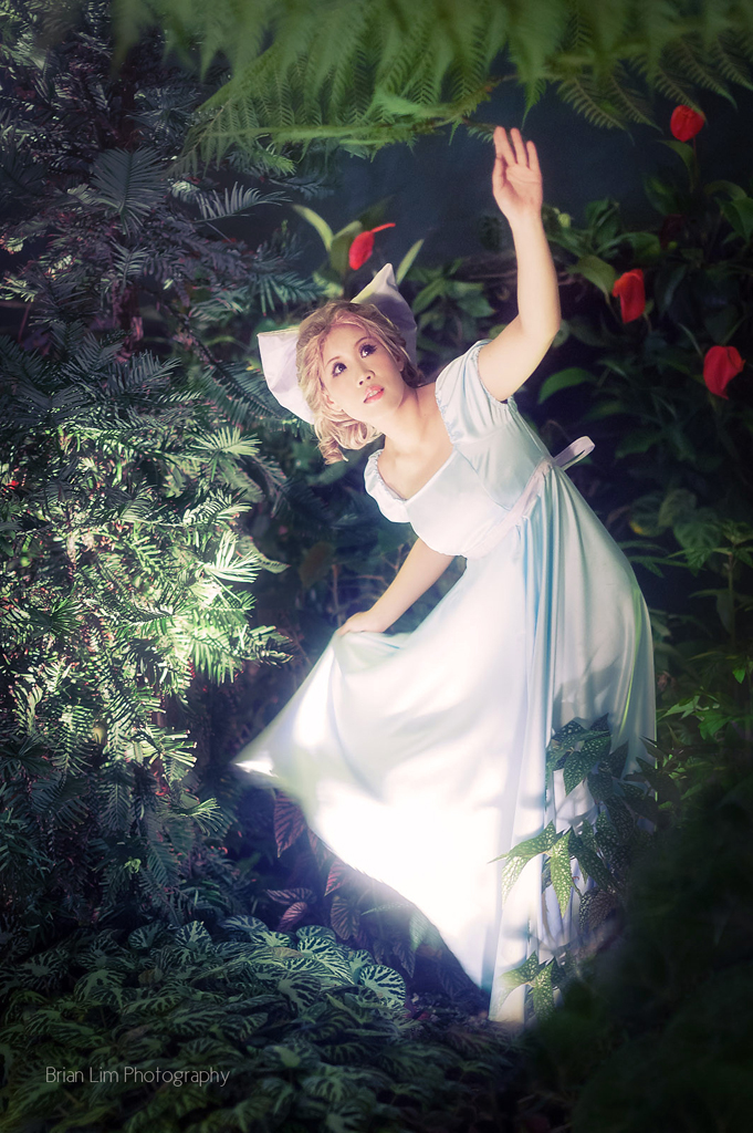 ID: Peter Pan - Wendy by xrysx