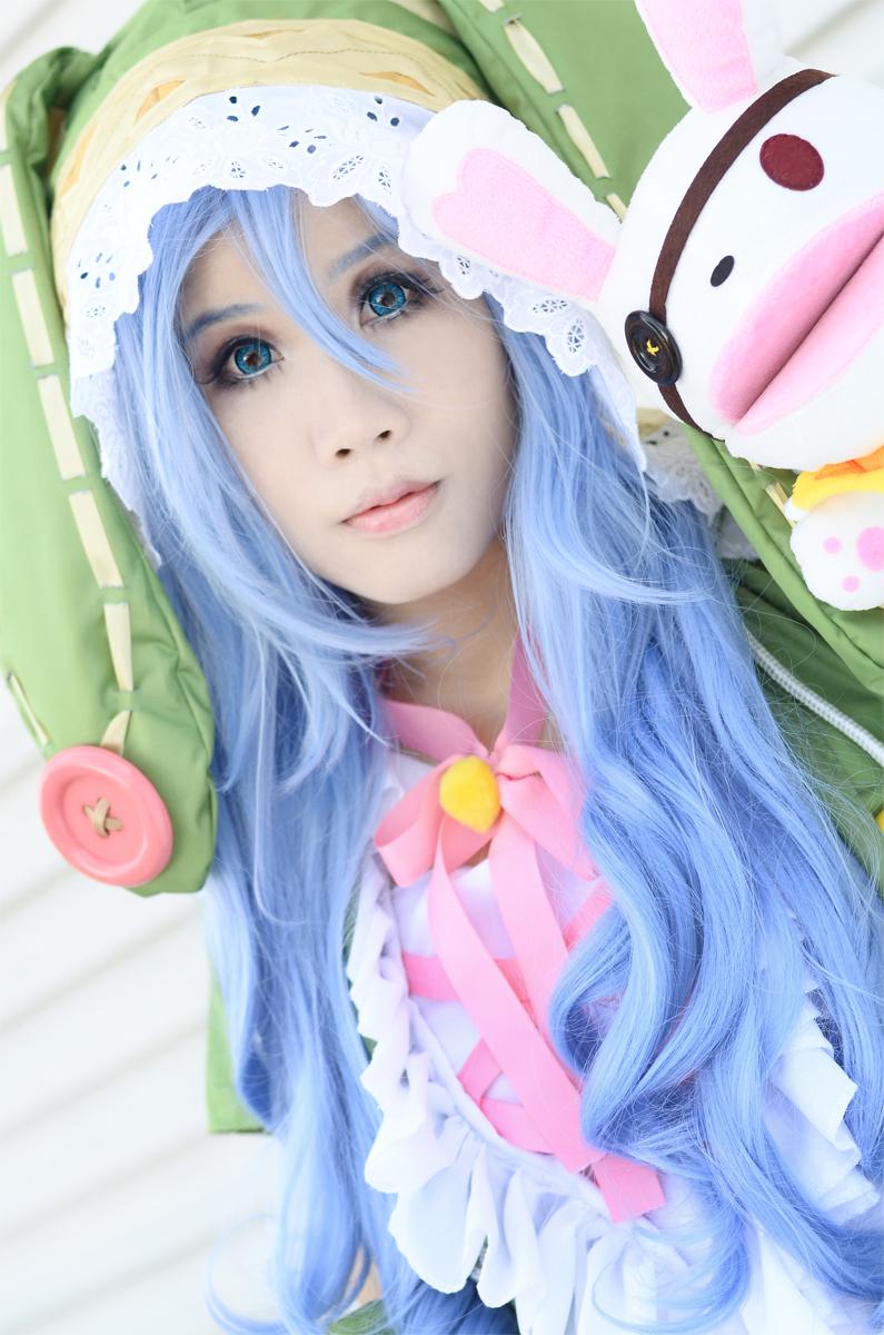 ID: Date a Live - Yoshino by xrysx