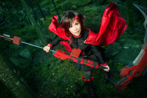 RWBY : into the emerald forest