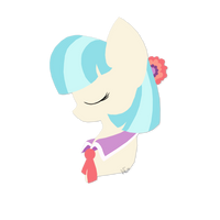 Simple Coco Pommel by Avelineh