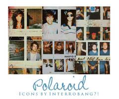Polaroid - Icons by Lhanii