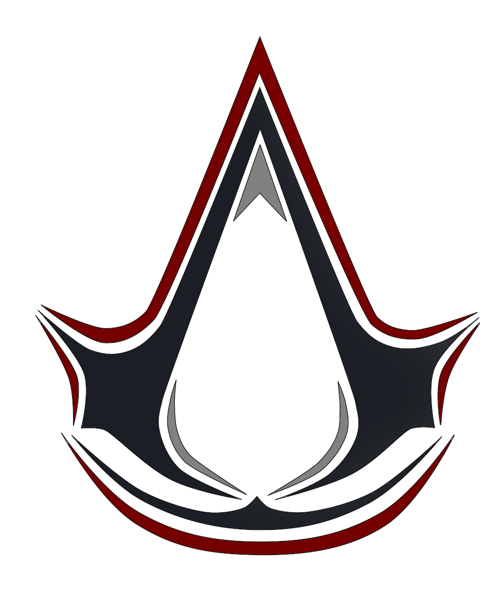 assassin s creed logo by ramaru9 designs interfaces logos logotypes ...: ramaru9.deviantart.com/art/Assassin-s-Creed-Logo-381328120