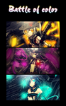 Battle Of Color by ramaru9