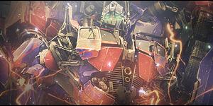 Optimus Prime - Color